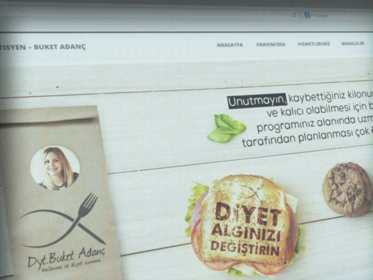 Dyt.Buket Adanç - Online Diyetisyen Online Diyet Programı ve Listesi  Online Diyet Fiyatları